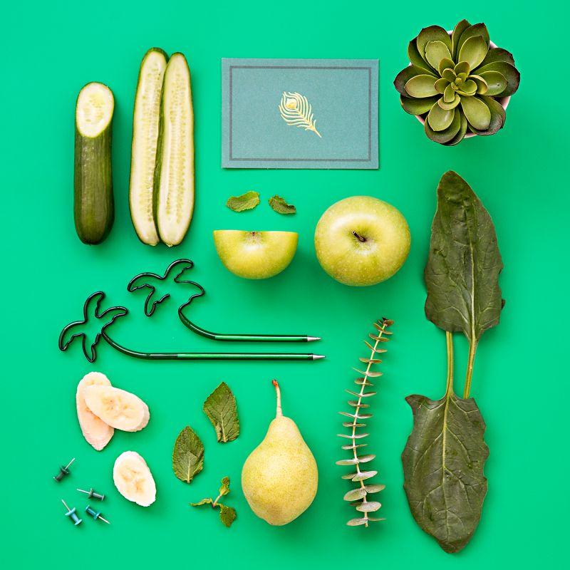 5 יתרונות של מזונות ירוקים