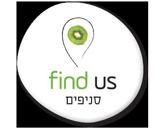 find us - סניפים